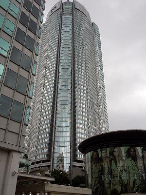 グーグル日本支社のある六本木ヒルズの森タワー